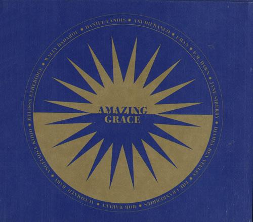 The Cranberries Amazing Grace CD album (CDLP) US CRBCDAM475730