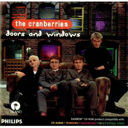 The Cranberries Doors And Windows - CD-Rom CD-ROM US CRBRODO96094