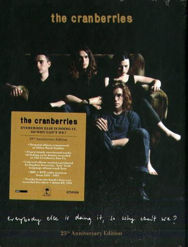 The Cranberries Everybody Else Is Doing It So Why Can't We? - Sealed CD Album Box Set UK CRBDXEV710320