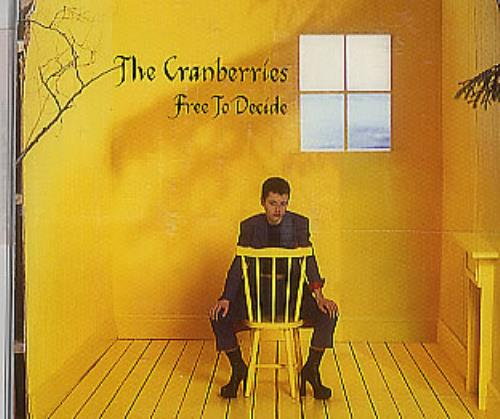 The Cranberries Free To Decide European Cd Single Cd5 5