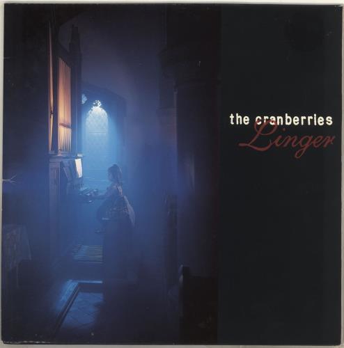 "The Cranberries Linger 12"" vinyl single (12 inch record / Maxi-single) UK CRB12LI73078"