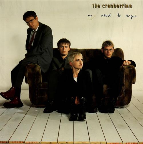The Cranberries No Need To Argue vinyl LP album (LP record) UK CRBLPNO159501