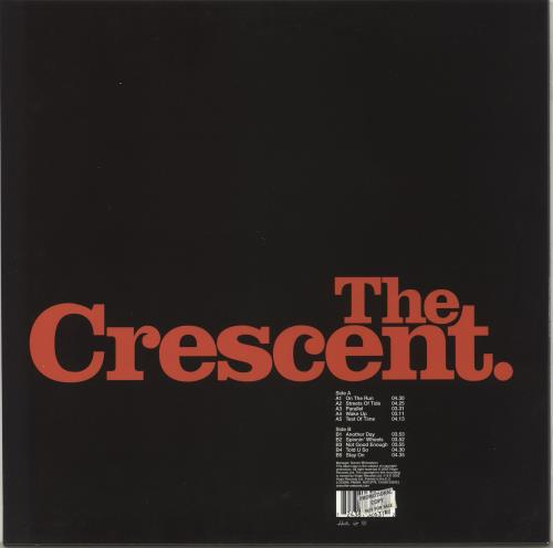 The Crescent The Cresent vinyl LP album (LP record) UK TCCLPTH254880