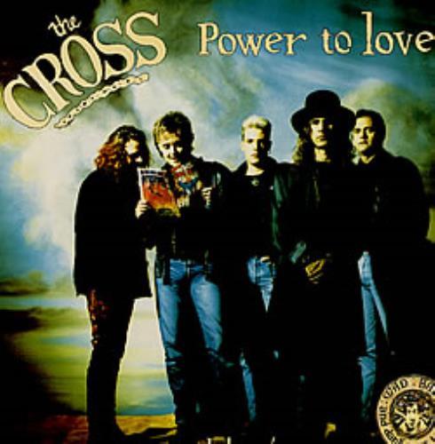 "The Cross Power To Love 12"" vinyl single (12 inch record / Maxi-single) UK CRO12PO08816"