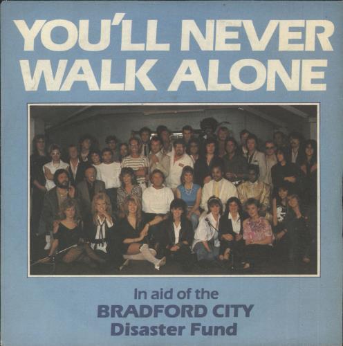 "The Crowd You'll Never Walk Alone 7"" vinyl single (7 inch record) UK XHM07YO222122"