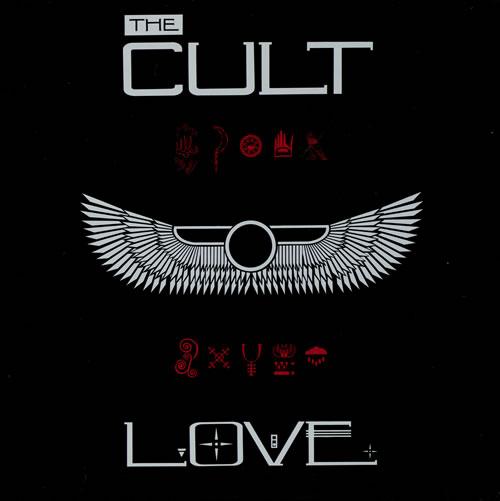 The Cult Love vinyl LP album (LP record) UK CLTLPLO463462
