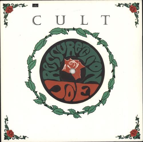 "The Cult Resurrection Joe 7"" vinyl single (7 inch record) UK CLT07RE82757"