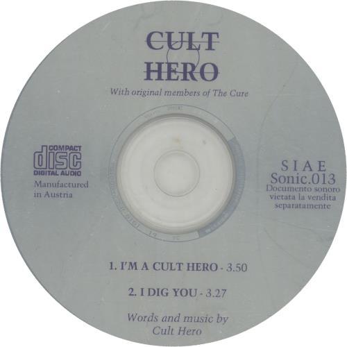 The Cure 1977-1987 - A Short History + CD book Italian CURBKAS143058