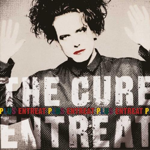 The Cure Entreat Plus - 180gm - Sealed 2-LP vinyl record set (Double Album) UK CUR2LEN662024