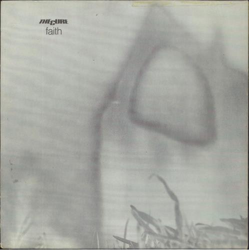 The Cure Faith - EX vinyl LP album (LP record) UK CURLPFA315522
