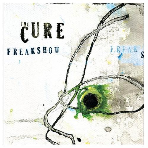"The Cure Freakshow CD single (CD5 / 5"") UK CURC5FR435780"