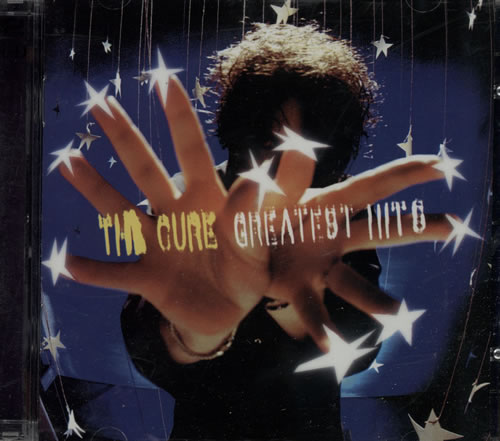 The Cure Greatest Hits 2 CD album set (Double CD) Canadian CUR2CGR579159