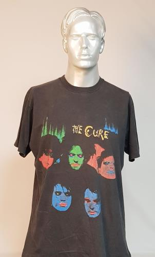 The Cure In Between Days t-shirt UK CURTSIN696511