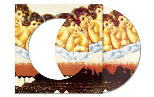 The Cure Japanese Whispers - Sealed picture disc LP (vinyl picture disc album) UK CURPDJA766326