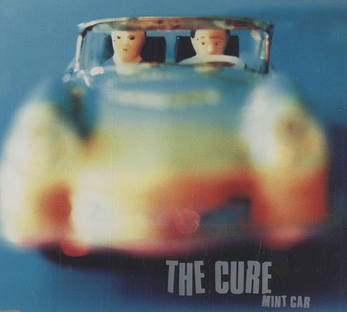 "The Cure Mint Car CD single (CD5 / 5"") UK CURC5MI486045"