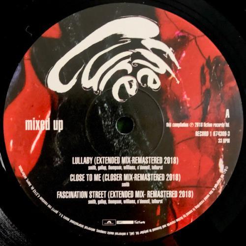 The Cure Mixed Up - 180gram Vinyl - Sealed 2-LP vinyl record set (Double Album) UK CUR2LMI698784