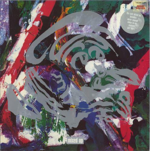 The Cure Mixed Up - EX 2-LP vinyl record set (Double Album) UK CUR2LMI422995