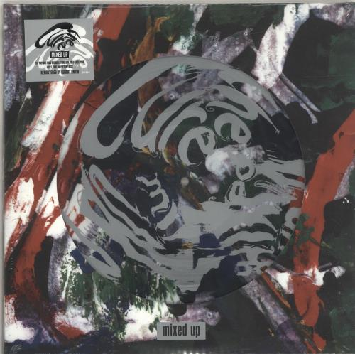 The Cure Mixed Up - RSD18 - Sealed picture disc LP (vinyl picture disc album) UK CURPDMI694849