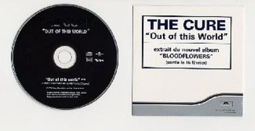 """The Cure Out Of This World CD single (CD5 / 5"""") French CURC5OU155058"""