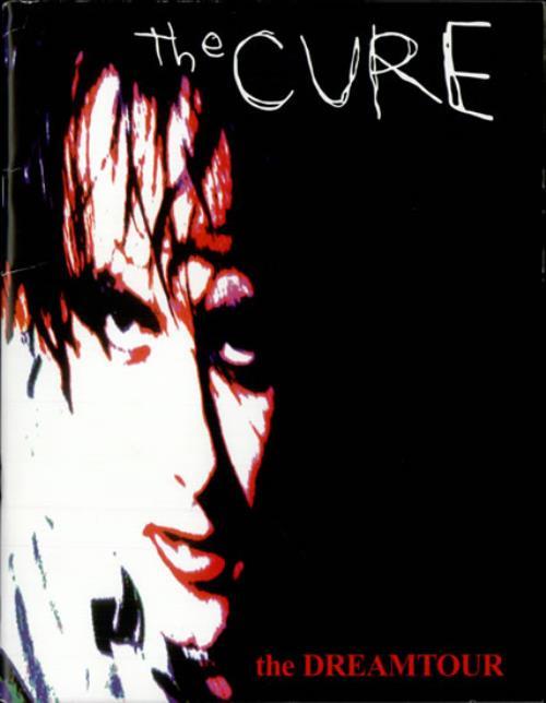 The Cure The Dream Tour UK tour programme (511225) PROGRAMME