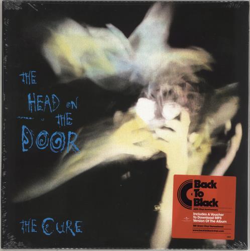The Cure The Head On The Door - 180gram Vinyl - Sealed vinyl LP album (LP record) UK CURLPTH710589