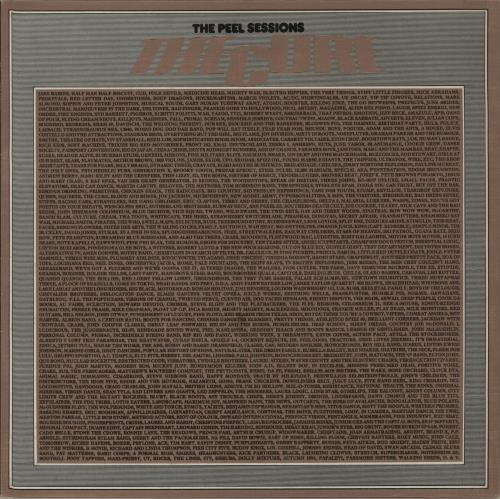 """The Cure The Peel Sessions 12"""" vinyl single (12 inch record / Maxi-single) UK CUR12TH111432"""