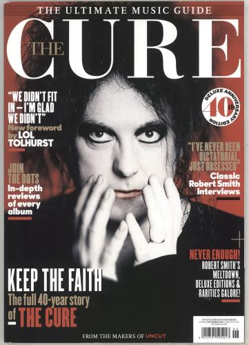 The Cure The Ultimate Music Guide magazine UK CURMATH717148