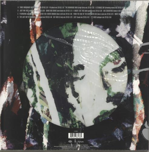 The Cure Torn Down: Mixed Up Extras - RSD18 - Sealed picture disc LP (vinyl picture disc album) UK CURPDTO694851