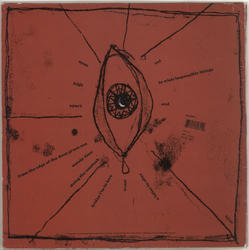 The Cure Wish - VG UK 2-LP vinyl record set (Double Album) (707675)