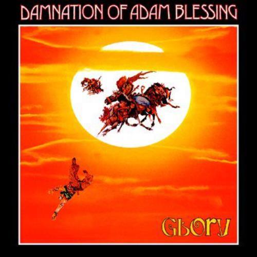 The Damnation Of Adam Blessing Glory vinyl LP album (LP record) Italian DMZLPGL330499