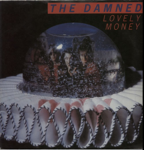 "The Damned Lovely Money 7"" vinyl single (7 inch record) UK DAM07LO08826"
