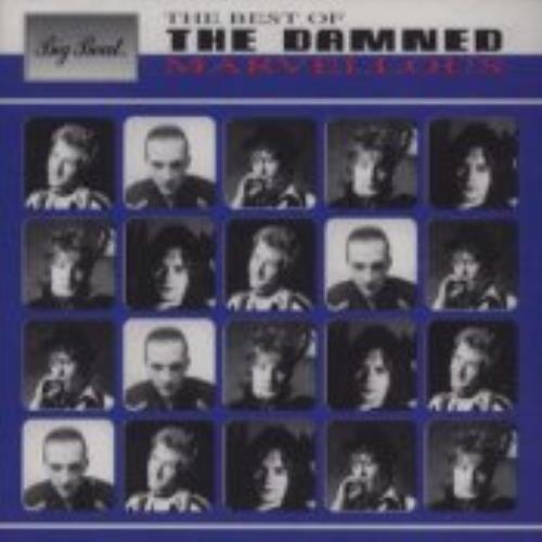 The Damned Marvellous CD album (CDLP) UK DAMCDMA233758