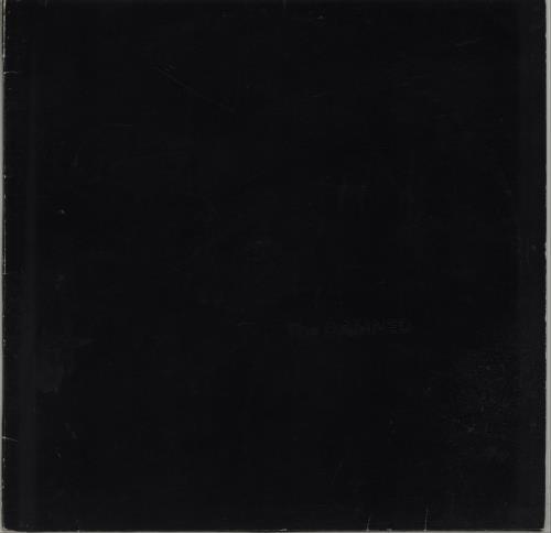 The Damned The Black Album - EX vinyl LP album (LP record) UK DAMLPTH660757