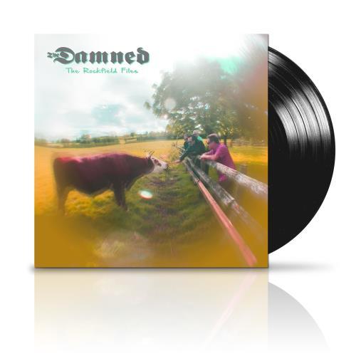 "The Damned The Rockfield Files - Black Vinyl 12"" vinyl single (12 inch record / Maxi-single) UK DAM12TH754427"