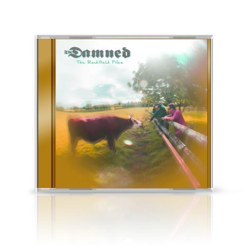 "The Damned The Rockfield Files CD single (CD5 / 5"") UK DAMC5TH754426"