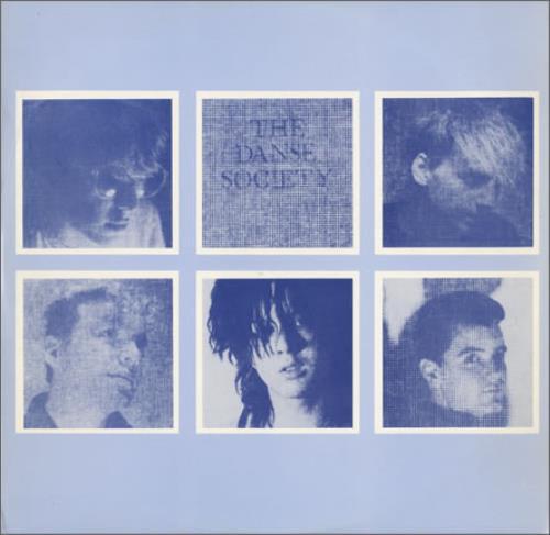 "The Danse Society We're So Happy 12"" vinyl single (12 inch record / Maxi-single) UK DSE12WE159646"