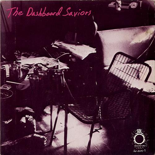 "The Dashboard Saviors All Before - Purple Vinyl 7"" vinyl single (7 inch record) US W7307AL624425"