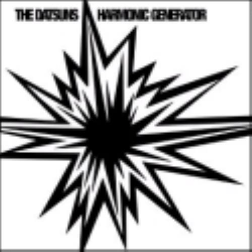 The Datsuns Harmonic Generator 2-CD single set (Double CD single) UK DSU2SHA230720