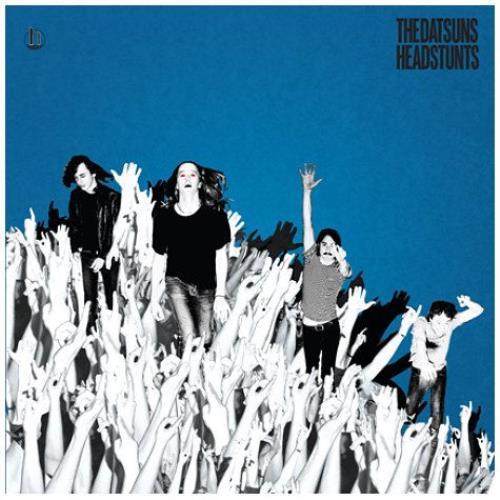 The Datsuns Head Stunts CD album (CDLP) Japanese DSUCDHE442065