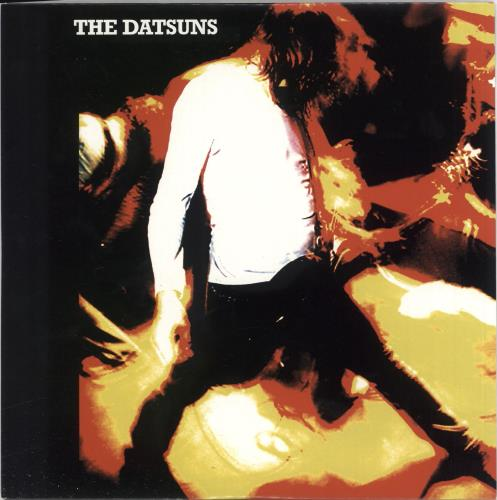 "The Datsuns In Love 7"" vinyl single (7 inch record) UK DSU07IN242209"