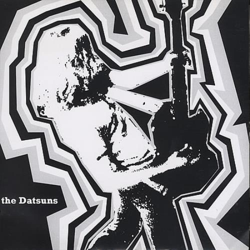 "The Datsuns Lady 7"" vinyl single (7 inch record) New Zealand DSU07LA241186"