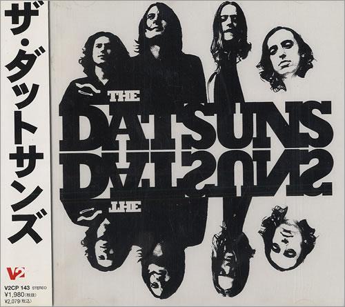The Datsuns The Datsuns CD album (CDLP) Japanese DSUCDTH480836