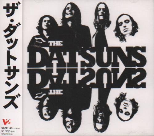 The Datsuns The Datsuns CD album (CDLP) Japanese DSUCDTH649682