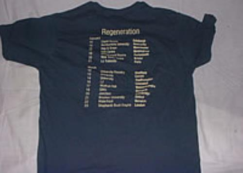 The Divine Comedy Regeneration - Medium t-shirt UK DCMTSRE186815