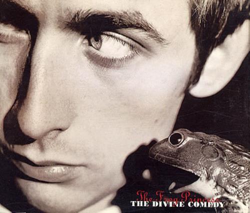 The Divine Comedy The Frog Princess 2-CD single set (Double CD single) UK DCM2STH186438