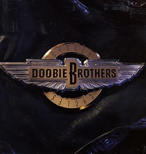 The Doobie Brothers Cycles vinyl LP album (LP record) UK DOOLPCY290424