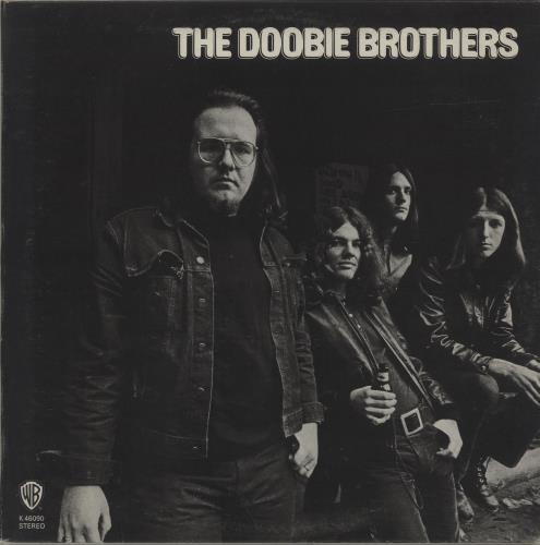 The Doobie Brothers The Doobie Brothers - 3rd vinyl LP album (LP record) UK DOOLPTH686211