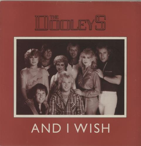 """The Dooleys And I Wish 7"""" vinyl single (7 inch record) UK D/Y07AN686934"""