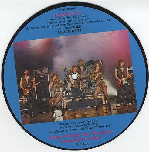 """The Dooleys Flavour Of The Month + 7"""" Picture Disc 7"""" vinyl single (7 inch record) UK D/Y07FL367624"""