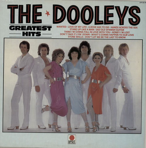 The Dooleys Greatest Hits vinyl LP album (LP record) UK D/YLPGR572596